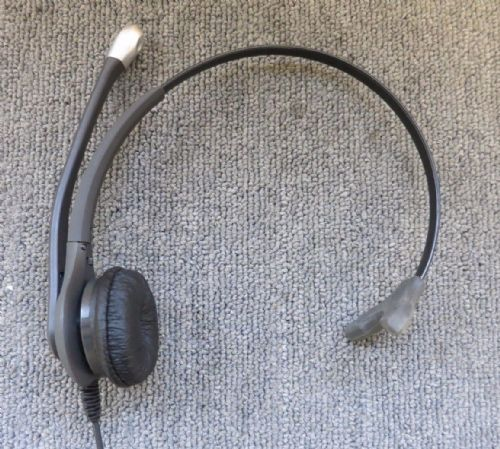 Avaya AG22-0066 Agent 700 Monaural Single Ear Noise Cancelling Wired Headset